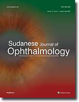 Sudanese Journal of Ophthalmology